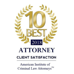 attorney client satisfaction badge