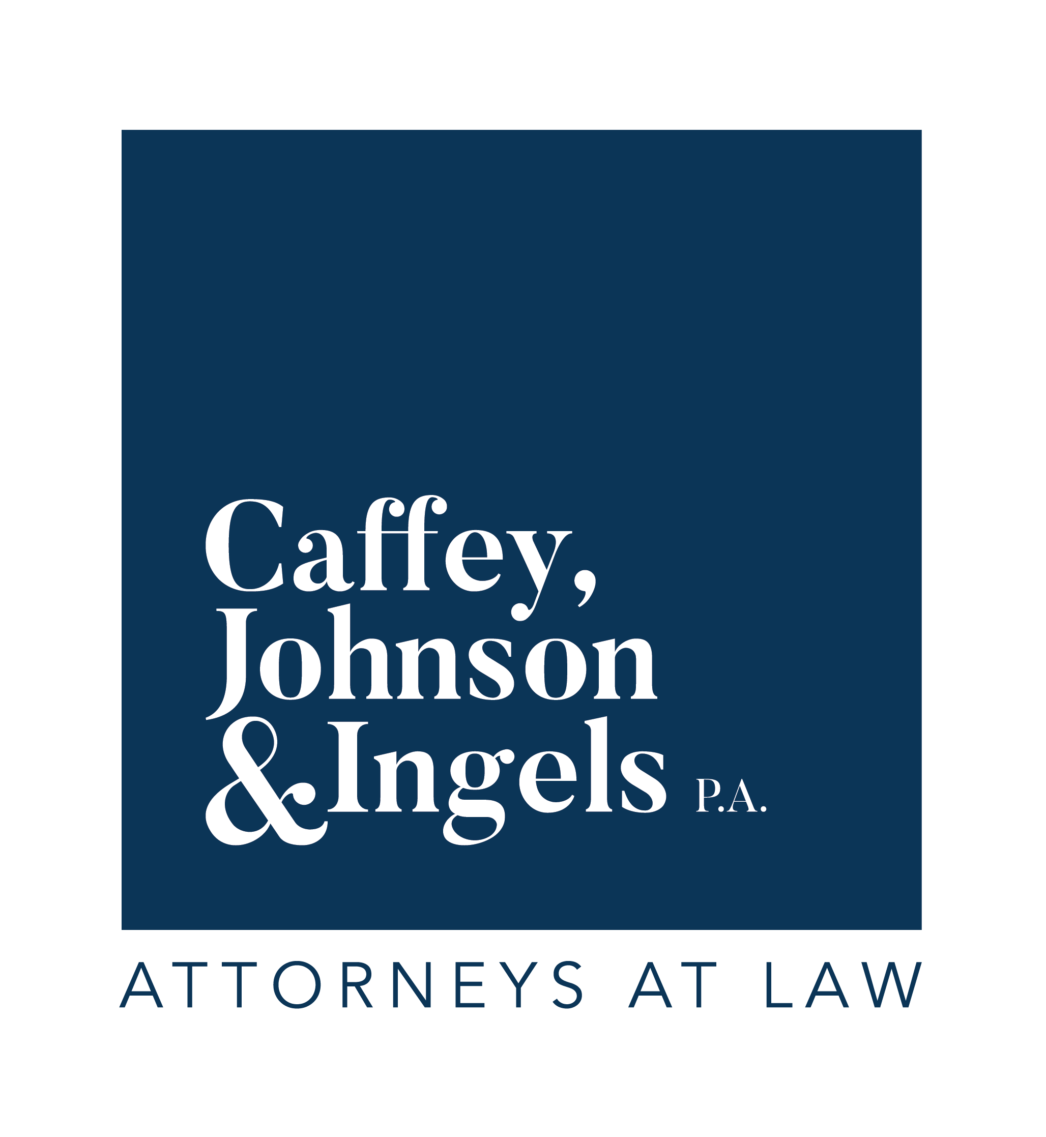 Caffey, Johnson & Ingels PA Attorneys at Law